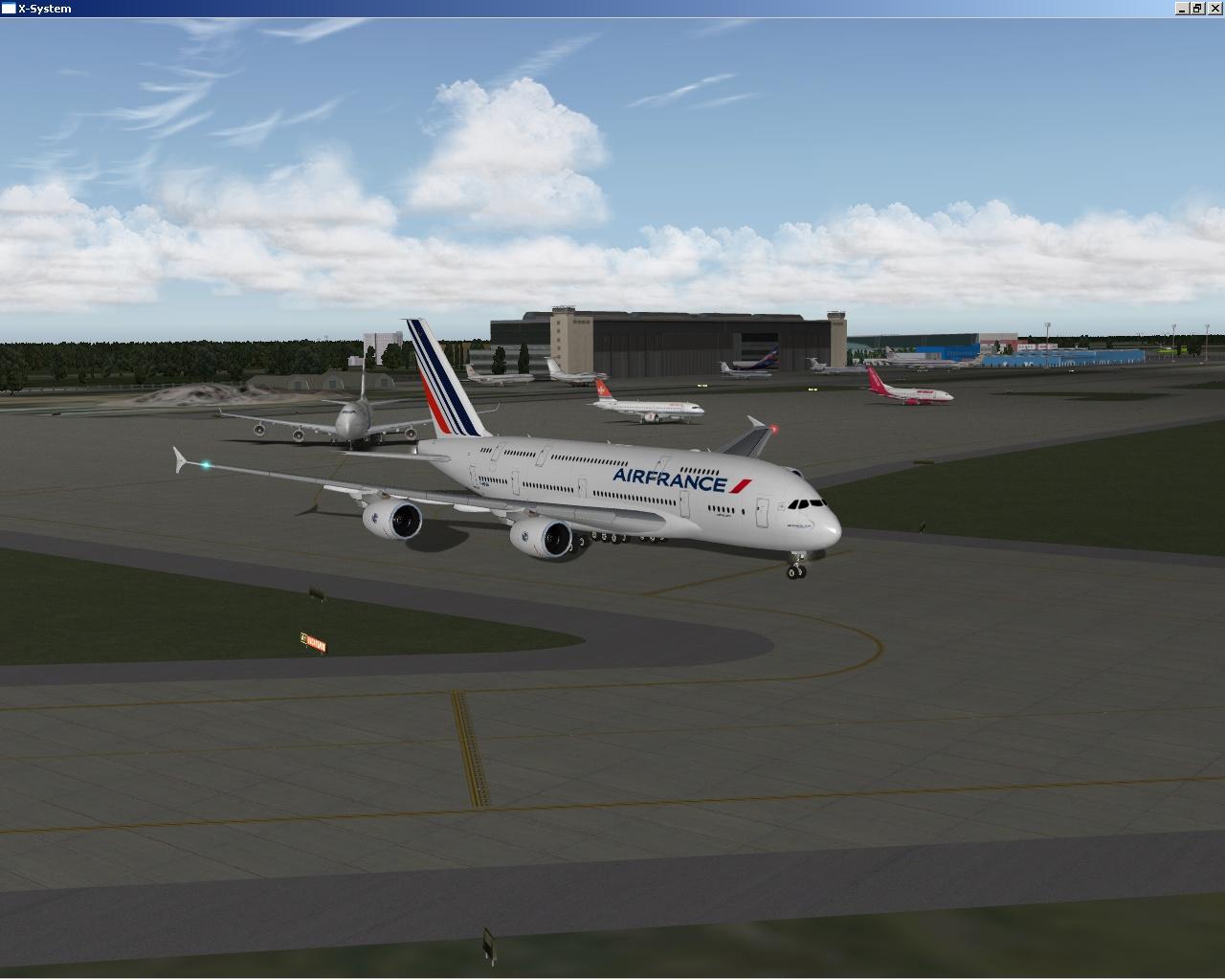 Uudd Custom X Plane Scenery Uudd X Plane Scenery